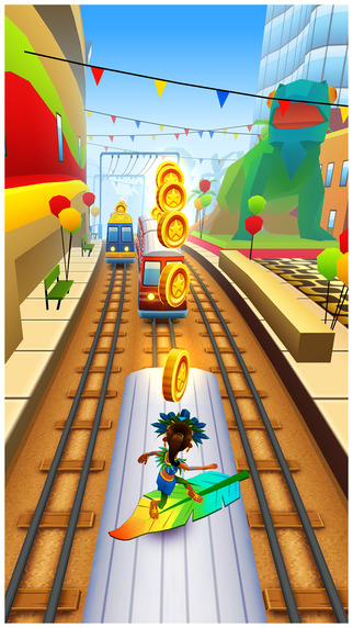 İos Subway Surfers Oyunu2