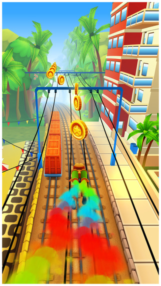 İos Subway Surfers Oyunu3