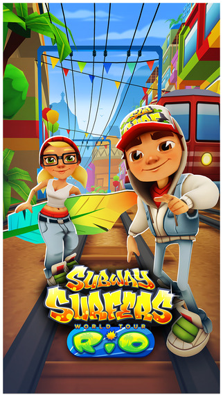 İos Subway Surfers Oyunu4